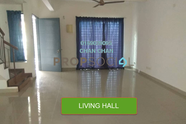 For Rent Terrace at Murni, Bandar Ainsdale Freehold Semi Furnished 4R/3B 1.05k