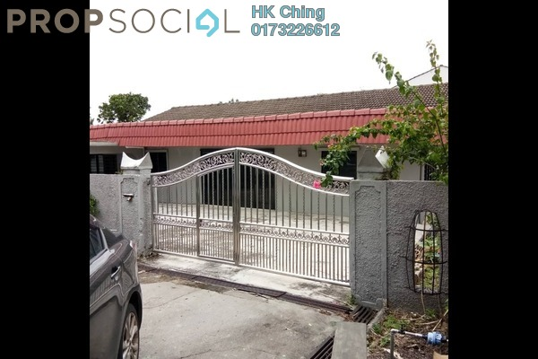 For Rent Bungalow at SS1, Petaling Jaya Freehold Semi Furnished 3R/3B 2.8k