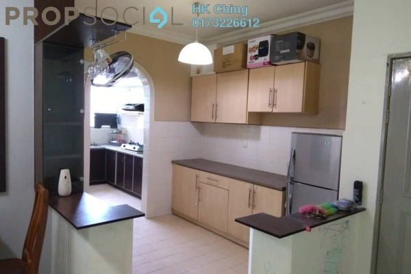 For Rent Condominium at Koi Tropika, Puchong Freehold Semi Furnished 4R/2B 1.4k