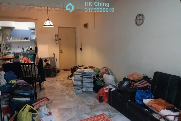 Apartment For Sale in Sri Penaga Apartment, Pusat Bandar Puchong Freehold Unfurnished 3R/2B 300k