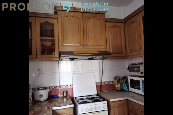 Townhouse For Sale in Villa OUG, Old Klang Road Freehold Semi Furnished 3R/3B 660k