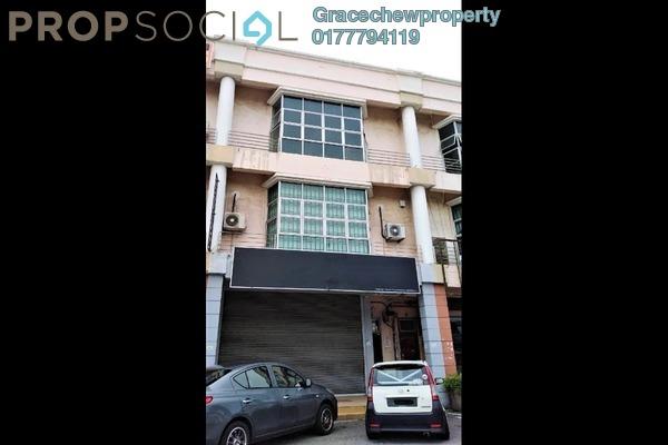 Shop For Rent in Taman Perling, Iskandar Puteri (Nusajaya) Freehold Semi Furnished 0R/0B 4k