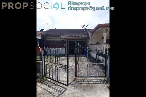 Terrace For Sale in Section 10, Shah Alam Freehold Unfurnished 3R/2B 450k
