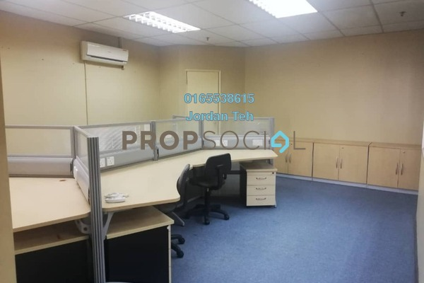 Office For Sale in IOI Business Park, Bandar Puchong Jaya Freehold Fully Furnished 2R/0B 550k