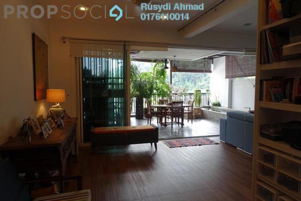 Condominium For Sale in Armanee Terrace II, Damansara Perdana Freehold Semi Furnished 4R/3B 850k
