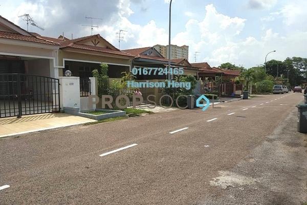 Terrace For Sale in Taman Bukit Indah, Bukit Indah Freehold Unfurnished 3R/2B 490k