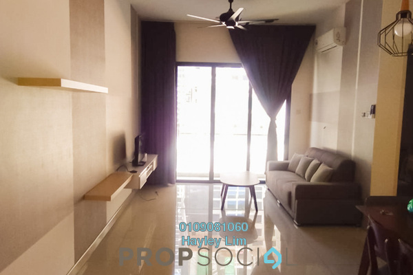 Condominium For Sale in South View, Bangsar South Freehold Fully Furnished 3R/2B 770k