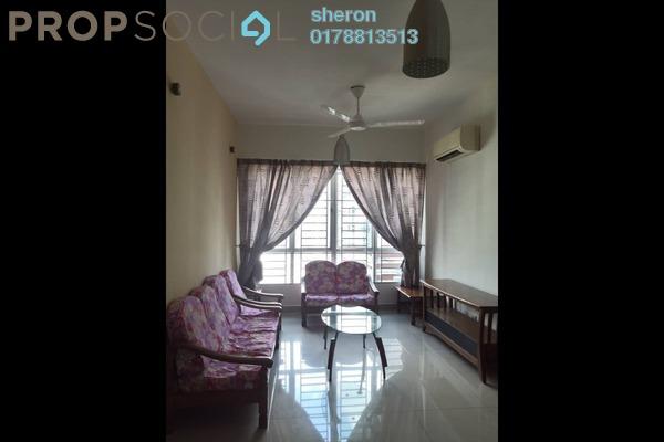 Condominium For Rent in e-Tiara, Subang Jaya Freehold Fully Furnished 2R/2B 1.7k