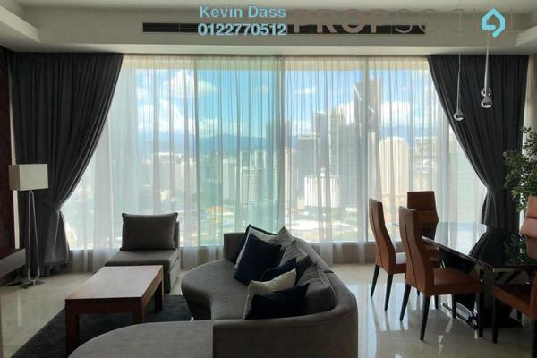 For Rent Serviced Residence at Vipod Suites, KLCC Freehold Fully Furnished 2R/2B 8k