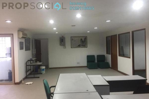 Office For Rent in Happy Garden, Old Klang Road Freehold Semi Furnished 3R/2B 1.9k
