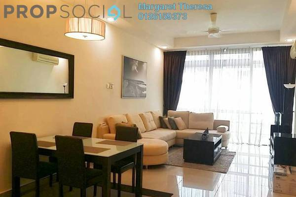 Condominium For Rent in One Residency, Bukit Ceylon Freehold Fully Furnished 1R/1B 2.6k