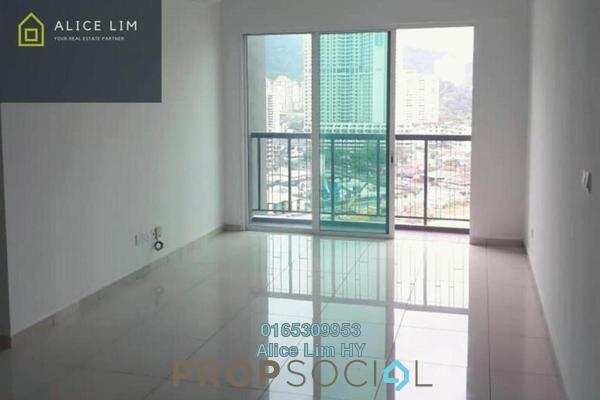 Condominium For Sale in One Imperial, Sungai Ara Freehold Unfurnished 3R/2B 539k