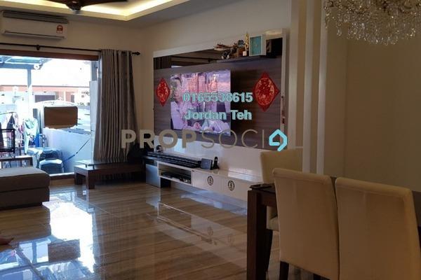 Terrace For Sale in Bayu Damansara, Kota Damansara Freehold Semi Furnished 4R/3B 1.28m