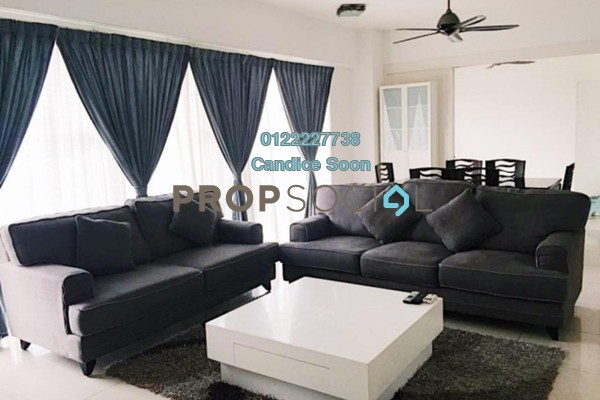 For Rent Condominium at One Jelatek, Setiawangsa Freehold Fully Furnished 3R/2B 3.1k