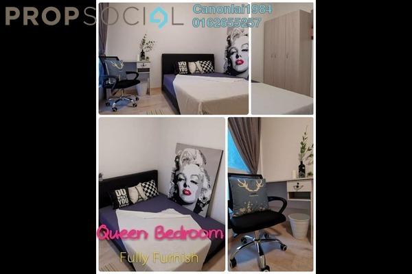 Condominium For Rent in The Holmes, Bandar Tun Razak Freehold Unfurnished 3R/2B 500translationmissing:en.pricing.unit