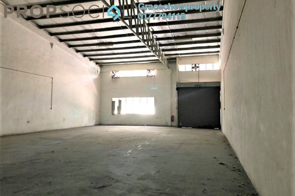 Factory For Sale in Taman Perindustrian Cemerlang, Ulu Tiram Freehold Unfurnished 0R/0B 1.28m
