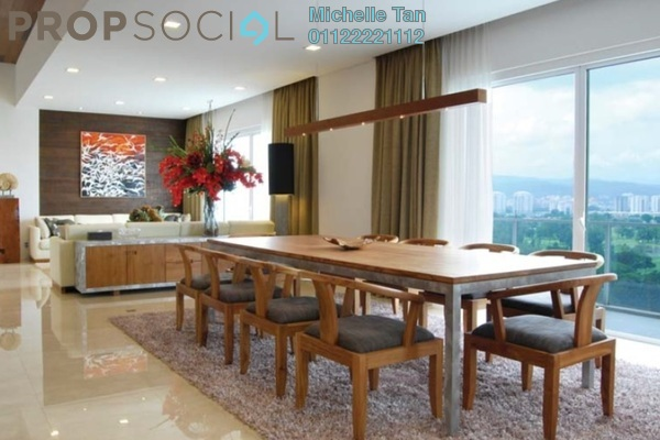 For Sale Serviced Residence at Bintang Goldhill, KLCC Freehold Fully Furnished 5R/6B 3.8m