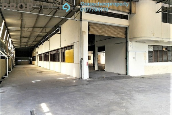 Factory For Sale in Taman Perindustrian Cemerlang, Ulu Tiram Freehold Semi Furnished 0R/0B 3.88m