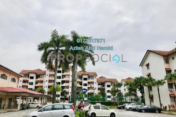 Condominium For Sale in Anjung Villa, Sentul Freehold Fully Furnished 3R/2B 530k