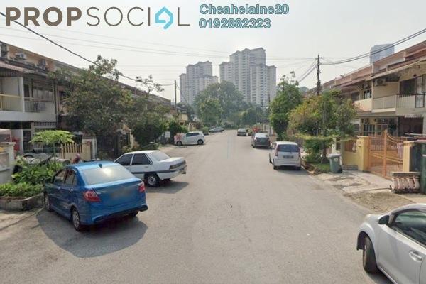Terrace For Sale in Taman Golden, Sentul Freehold Unfurnished 4R/3B 700k