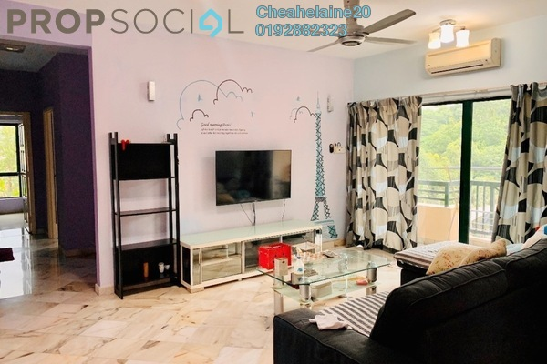 Condominium For Sale in Sang Suria, Sentul Freehold Fully Furnished 3R/2B 530k