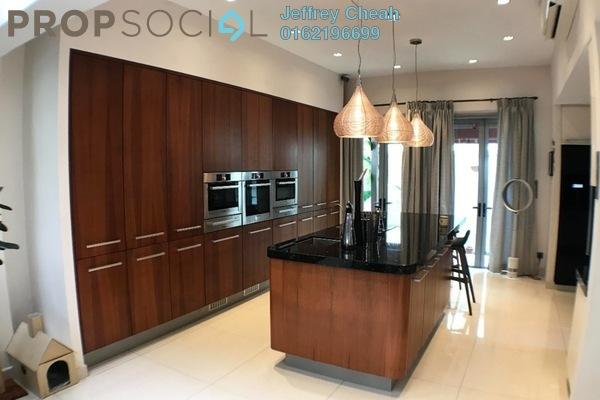 Townhouse For Rent in Sri Bukit Persekutuan, Bangsar Freehold Fully Furnished 5R/6B 10k