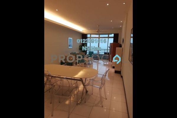 Condominium For Rent in Ocean Palms Condominium, Melaka Freehold Fully Furnished 3R/2B 2.8k