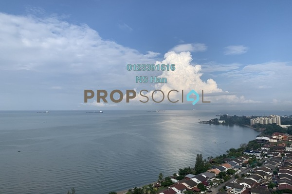 Condominium For Rent in Ocean Palms Condominium, Melaka Freehold Fully Furnished 2R/2B 1.6k