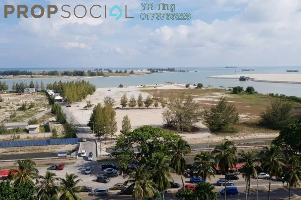 Condominium For Sale in Taman Pantai Emas, Klebang Freehold Fully Furnished 3R/2B 320k