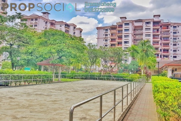 Condominium For Sale in Sri Manja Court, PJ South Freehold Semi Furnished 3R/2B 425k