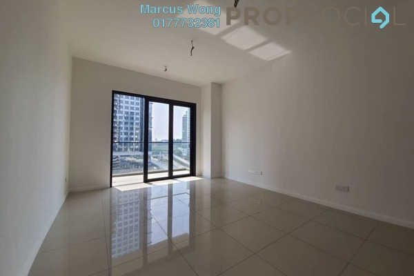 Serviced Residence For Sale in Novum, Bangsar South Freehold Semi Furnished 2R/2B 790k