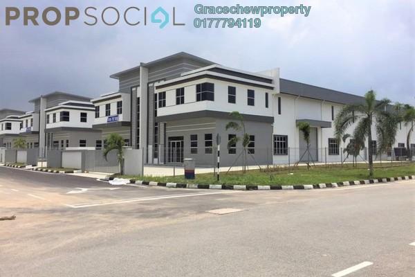 Factory For Rent in Tropika Industrial Park, Ulu Tiram Freehold Semi Furnished 0R/0B 6.8k