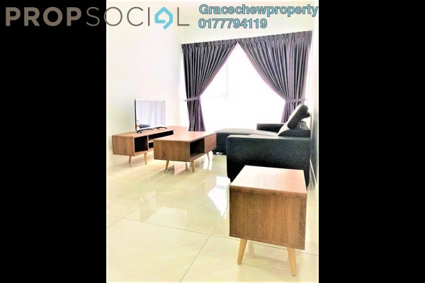 Condominium For Rent in The Water Edge Apartment, Masai Freehold Fully Furnished 2R/2B 2.35k