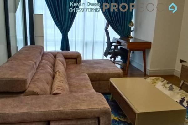 Serviced Residence For Rent in St Regis Residences, KL Sentral Freehold Fully Furnished 1R/1B 8k
