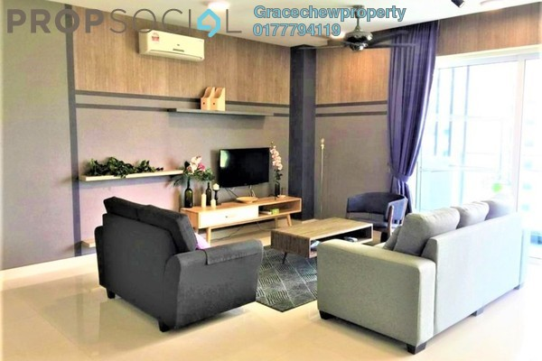 For Rent Condominium at Medini Signature, Medini Freehold Fully Furnished 3R/3B 3k