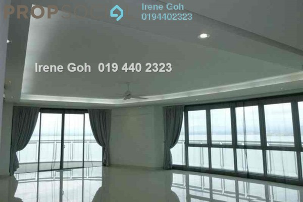 For Rent Condominium at Gurney Paragon, Gurney Drive Freehold Semi Furnished 6R/5B 10k