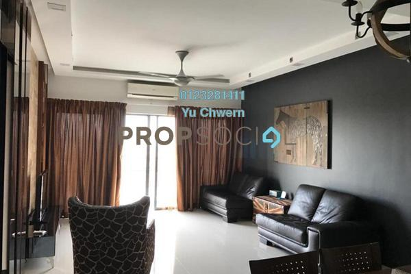 Serviced Residence For Sale in Setia Walk, Pusat Bandar Puchong Freehold Fully Furnished 3R/2B 820k