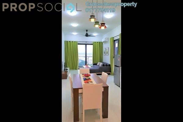 Condominium For Rent in Country Garden Danga Bay, Danga Bay Freehold Fully Furnished 3R/3B 2.2k