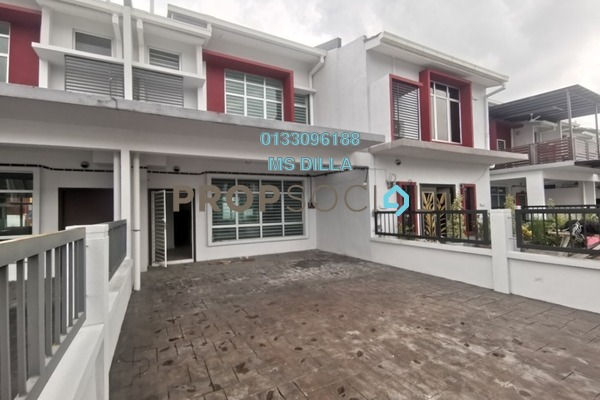 Terrace For Rent in Maplé, HillPark Freehold Unfurnished 4R/3B 1k