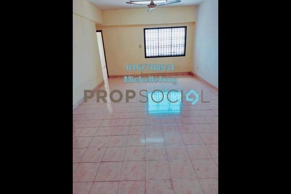Apartment For Sale in Bayu Puteri 3, Johor Bahru Freehold Unfurnished 3R/2B 280k