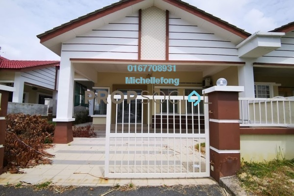 Terrace For Sale in Eco Tropics, Pasir Gudang Freehold Semi Furnished 4R/2B 420k