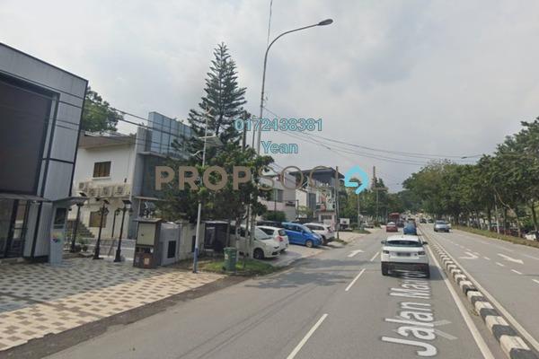 Bungalow For Rent in Jalan Maarof, Bangsar Freehold Semi Furnished 0R/0B 28k