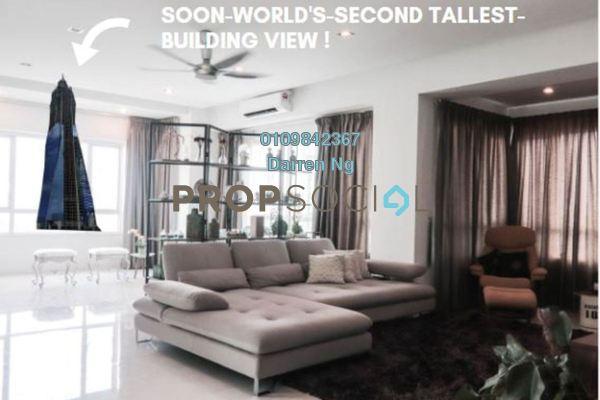 Condominium For Sale in Kiaraville, Mont Kiara Freehold semi_furnished 6R/6B 2.8m