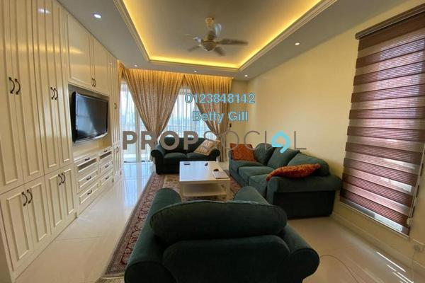 Condominium For Rent in G Residence, Desa Pandan Freehold Fully Furnished 2R/2B 4.5k