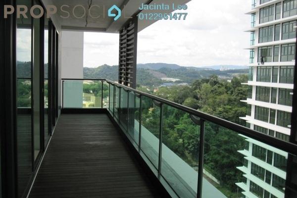 Condominium For Sale in Zehn Bukit Pantai, Bangsar Freehold Semi Furnished 5R/5B 1.59m