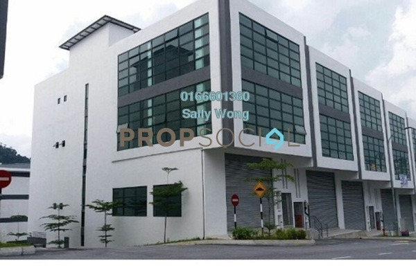 For Rent Factory at MIVO Industrial Avenue, Kepong Freehold Unfurnished 1R/2B 9k