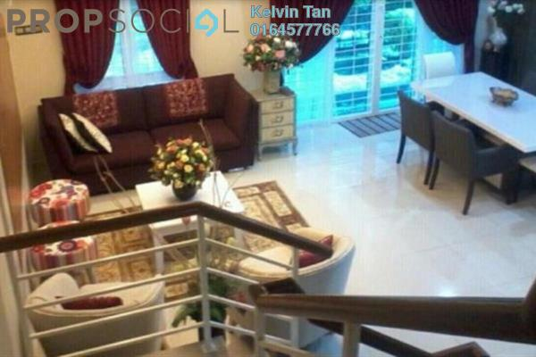 Terrace For Rent in Richmont Residences, Jelutong Freehold Fully Furnished 6R/7B 2.8k