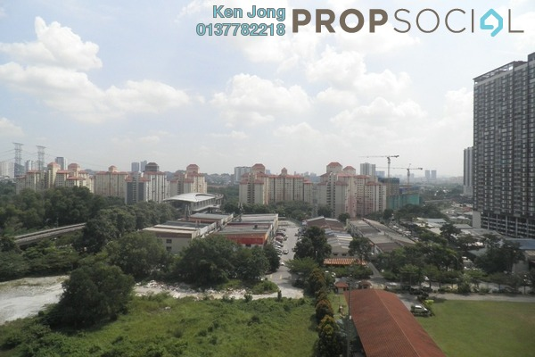 Condominium For Rent in Bukit OUG Condominium, Bukit Jalil Freehold Semi Furnished 1R/1B 950translationmissing:en.pricing.unit
