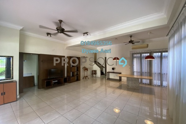 For Sale Superlink at Birai, Bukit Jelutong Freehold Semi Furnished 6R/4B 1.35m