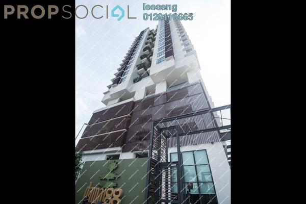 Condominium For Sale in Damai 88, Ampang Hilir Freehold Unfurnished 0R/0B 787k